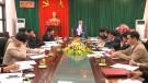 Giám sát về thực hiện chính sách giảm nghèo bền vững trên địa bàn vùng DTTS, miền núi giai đoạn 2012-2018 tại huyện Tân Sơn