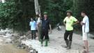 Tân Sơn: Tập trung khắc phục thiệt hại sau lũ