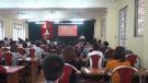 Tân Sơn: Khai giảng lớp bồi dưỡng lí luận chính trị dành cho Đảng viên mới đợt I năm 2019