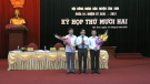 Kỳ họp thứ Mười hai HĐND huyện Tân Sơn khóa III, nhiệm kỳ 2016-2021