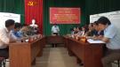 Xã Thạch Kiệt diễn tập chiến đấu phòng thủ năm 2019