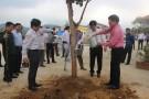 """Tân Sơn: Tổ chức Lễ phát động trồng cây """" Đời đời nhớ ơn Bác Hồ"""" xuân Kỷ Hợi năm 2019"""