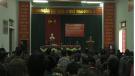 Đại biểu HĐND tỉnh, HĐND huyện tiếp xúc cử tri xã tại Tân Sơn