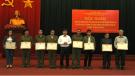 Tân Sơn tổng kết phong trào toàn dân bảo vệ ANTQ năm 2018