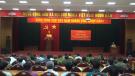 Tân Sơn tổng kết phong trào toàn dân bảo vệ ANTQ năm 2017
