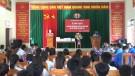 Các Sở: Tài Chính; Kế hoạch-Đầu tư; VHTT&DL tặng quà Tết Trung thu