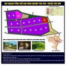 Quy hoạch tổng thể cụm công nghiệp Tân Phú - huyện Tân Sơn - tỉnh Phú Thọ