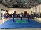 Giao lưu, thi đấu võ thuật Vovinam – Việt võ đạo huyện Tân Sơn năm 2017