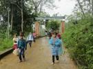 Vùng cao  Kim Thượng vào năm học mới