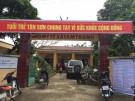 Huyện đoàn Tân Sơn Tổ chức Ngày Hội Thầy thuốc trẻ làm theo lời Bác, Tình nguyện vì sức khỏe cộng đồng năm 2016