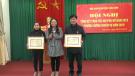 Hội LHPN huyện Tân Sơn: Tổng kết công tác Hội và phong trào phụ nữ 2018, triển khai nhiệm vụ năm 2019