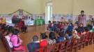 Tân Sơn: Chủ động giữ ấm cho học sinh mầm non
