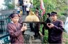 Nghi lễ rước vía lúa của người Mường, xã Thu Cúc, huyện Tân Sơn