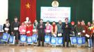 LĐLĐ tỉnh:  Trao quà tết cho công nhân và người lao động có hoàn cảnh khó khăn