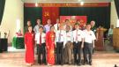 Đại hội đại biểu Hội cựu TNXP huyện Tân Sơn.