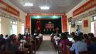 Tân Sơn: 230 đảng viên được trao và truy tặng Huy hiệu Đảng đợt 2/9