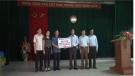 MTTQ tỉnh Phú Thọ: HỖ TRỢ ĐỒNG BÀO BỊ THIỆT HẠI SAU LŨ  TẠI HUYỆN TÂN SƠN