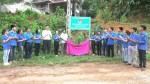 Tỉnh đoàn Phú Thọ: Thăm, động viên đoàn sinh viên tình nguyện trong tỉnh