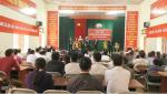 Hội thi Bí thư chi bộ giỏi cụm xã Thạch Kiệt