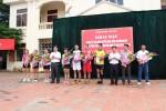 Khai mạc chung kết giải bóng chuyền nam, bóng chuyền hơi nữ chào mừng kỷ niệm 70 năm Quốc khánh nước CHXHCN Việt Nam