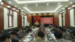 Tân Sơn: kiểm điểm tập thể, cá nhân BTV Huyện ủy năm 2017