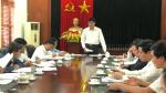 Chủ tịch UBMTTQ tỉnh kiểm tra công tác chuẩn bị Đại hội MTTQ huyện Tân Sơn, nhiệm kỳ 2019 – 2024