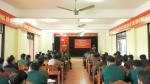 Tân Sơn: Tổng kết công tác Quốc phòng - Quân sự địa phương năm 2017 Triển khai nhiệm vụ năm 2018