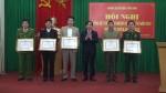 Tân Sơn: Tổng kết thực hiện nhiệm vụ chính trị năm 2018, triển khai nhiệm vụ năm 2019