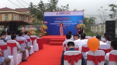 Khai trương phòng giao dịch Ngân hàng Bưu điện Liên Việt POSTBANK