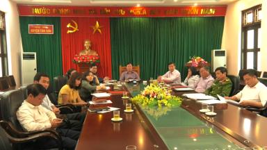 Hội nghị trực tuyến Ban Chỉ đạo Tổng điều tra dân số và nhà ở  Trung ương