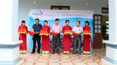 Ngày hội internet huyện Tân Sơn năm 2015