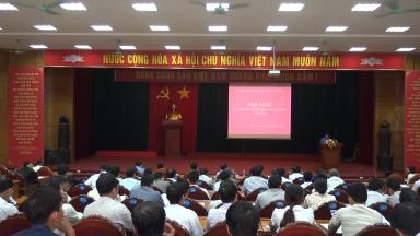 Tân Sơn: Tập huấn, rà soát hộ nghèo, hộ cận nghèo năm 2018