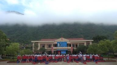 """Trường TH Tân Phú kỷ niệm 128 năn ngày sinh nhật Bác Hồ và sơ kết 2 năm thực hiện Chỉ thị 05 về """"Đẩy mạnh học tập và làm theo tư tưởng, đạo đức, phong cách Hồ Chí Minh"""""""