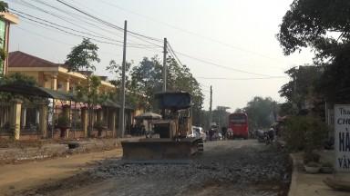 Tân Sơn: Trên 93 tỷ đồng đầu tư hoàn thiện hệ thống hạ tầng trung tâm huyện