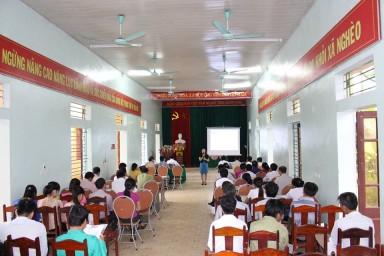Hội nghị tập huấn tuyên truyền Luật Thú Y