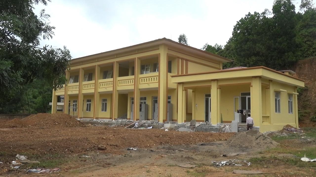 Nỗ lực xây dựng trường chuẩn Quốc gia của trường THCS Thu Ngạc - Tân Sơn - Phú Thọ